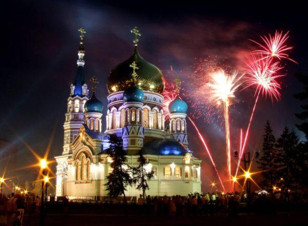 Успенский собор Омска