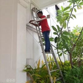 CCTV balai pemuda Surabaya