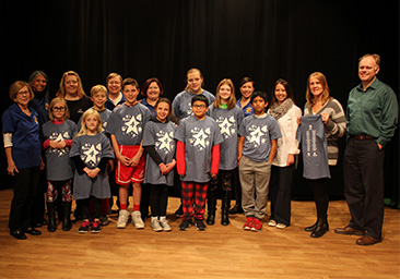 Optimist Club, Titley and Associates Join Forces to Support KIDS-4