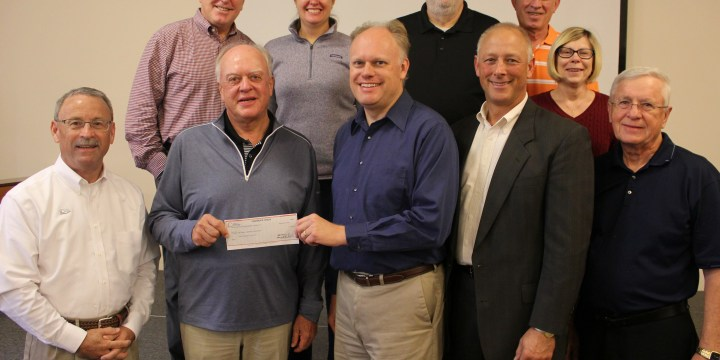 MEDIA CENTER RECIPIENT OF $60K DONATION