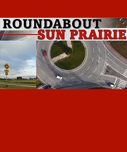 Roundabout Sun Prairie, 07-13-21