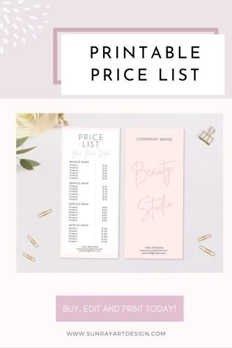 price-list-template-editable