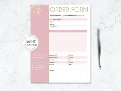 order-form