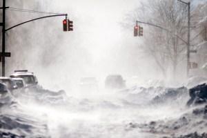 Snowpocalypse - Navid Baraty