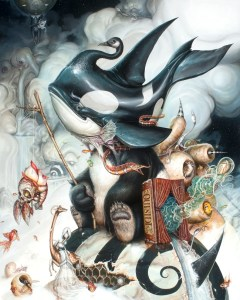 Finding Home - Greg Craola Simkins