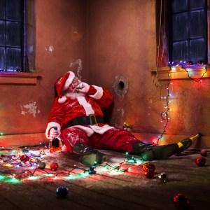 Post Holiday Depression - Zack Ahern