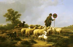 Children Not Sheep - Husky Brown