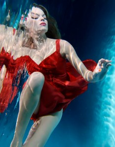 Underwater Dance - Mark Mawson