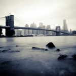Random image: Guillaume Gaudet - High Tide - New York City