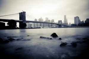 Guillaume Gaudet - High Tide - New York City