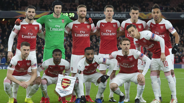 Arsenal give updates on six key players ahead Watford clash at Emirates