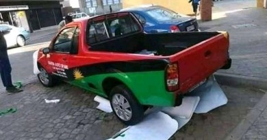 Breaking: Jubilation As Biafra Car spotted Abroad (photos)