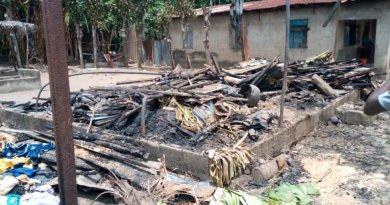 Fire kills 5 children in Lagos