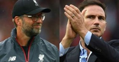 Lampard to learn from Klopp' as Chelsea wait on first win