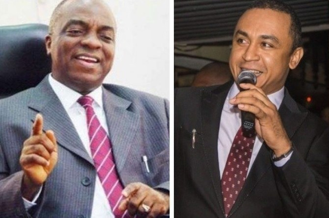 Daddy Freeze attacks Oyedepo Over Fulani herdsmen