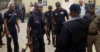 Suspected killers of two Catholic priests in Enugu, paraded by Police