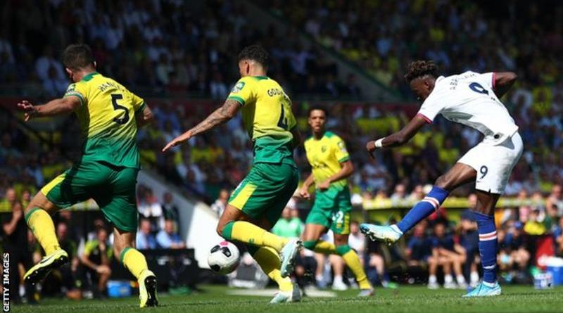 Lampard Gets EPL First Win, See Match Details