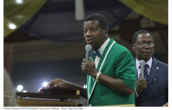 COVID-19: Don't joke with God - Adeboye warns