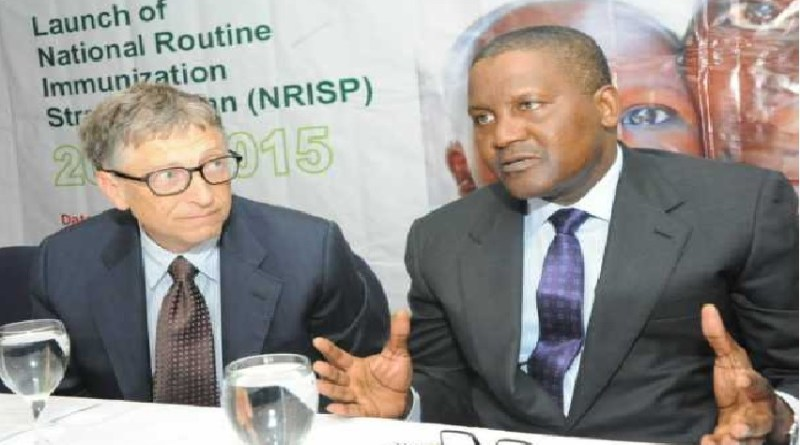 My Conversation With Bill Gates Changes My Perception -Dangote