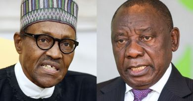 Nigeria recalls High Commissioner to South Africa, quits WES