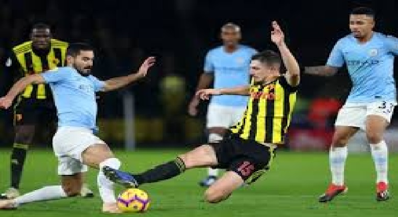 Watch Manchester City vs Watford Live