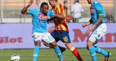 Watch Napoli vs Genoa Live Streaming