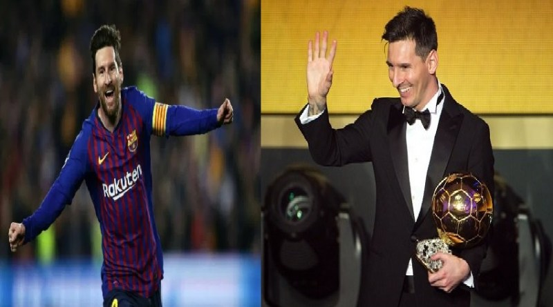 Again Lionel Messi Wins FIFA Best Player For 2019