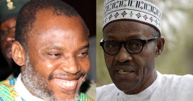 Nigerian government secretly come to my page to learn - Nnamdi Kanu