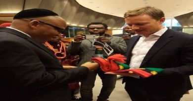 Biafra: UK Grants Nnamdi Kanu's Request To Publish His 2019 Article On Biafra In UK Top Media