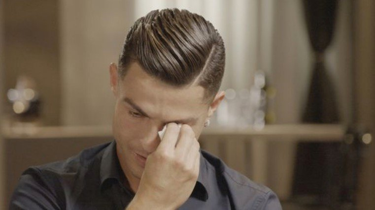 VIDEO: Why Cristiano Ronaldo Weeps Unctrollably