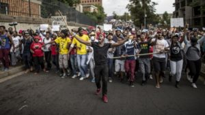 Why South Africans Protest Against Nigerians, Others (PHOTOS)