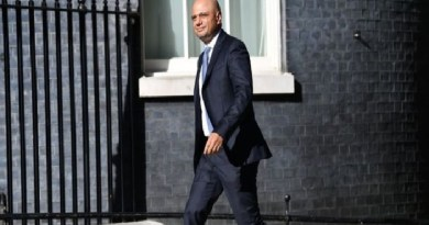 UK leaves the EU on October 31 – finance minister Javid