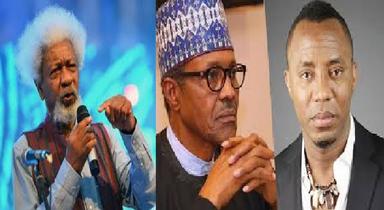 Sowore's Re-arrest: UK Govt Asks Buhari To Respect Rule Of Law