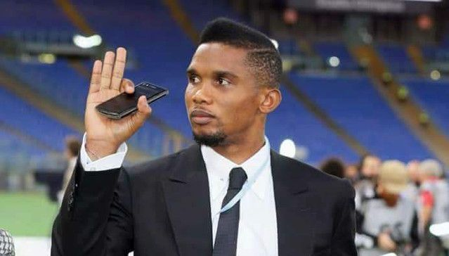 Wow! As Samuel Eto'o Retires from football after 22 years (Video)