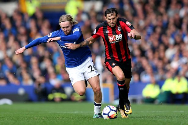 Watch Bournemouth vs Everton Live Streaming