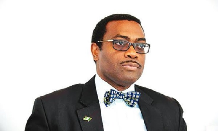 Adesina thanks Buhari for nominating him for re-election as AfDB President