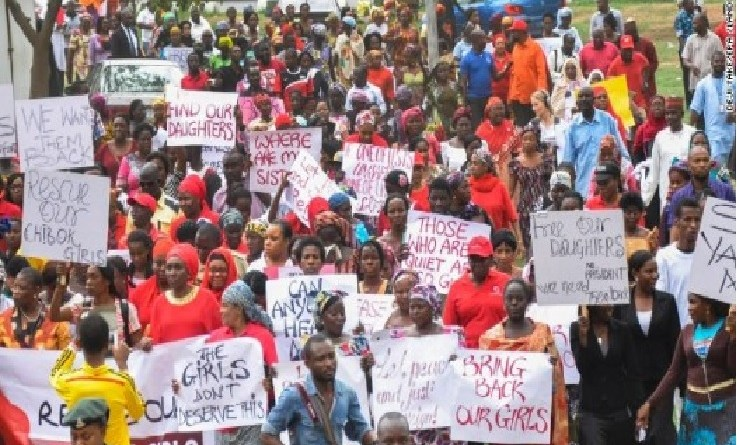 Chibok Girls: It's been 2,000 days, please bring back our girls -BBOG