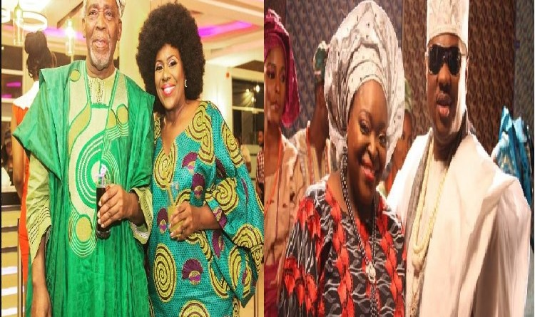 Nigerian Celebrities who have happy marriages