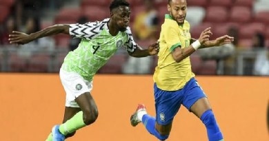 FIFA Ranking: Why Nigeria drops one spot, now 35th, Belgium retains 1st spot