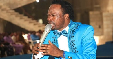 Prophet Joshua Iginla's prophecy about Biafra agitation has come to pass