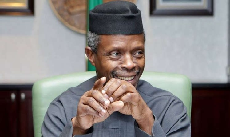 VP Osinbajo opens up on his whereabouts in the past weeks