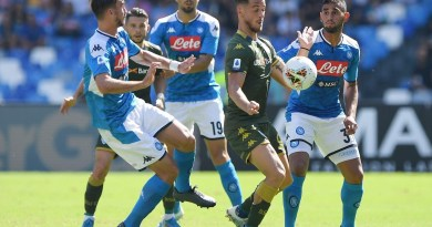 Serie A: Watch Napoli vs Lecce Live Streaming