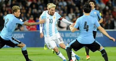Watch Argentina vs Uruguay Live Streaming Friendly Match