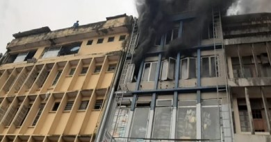 Huge looses, shop owner collapses, other injured in Lagos market fire