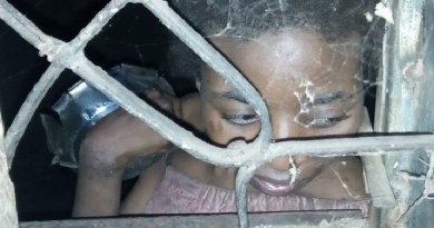 Nigerian woman locked in a dark room by brother for 2 years, regains freedom