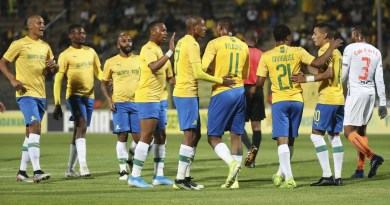 Watch Wydad vs Mamelodi Sundowns live Streaming