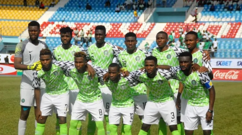 Watch Lesotho vs Nigeria Live Streaming