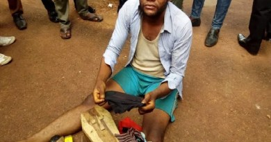 Police Discover From Enugu Prophet's House, Coffin, Female Underwears