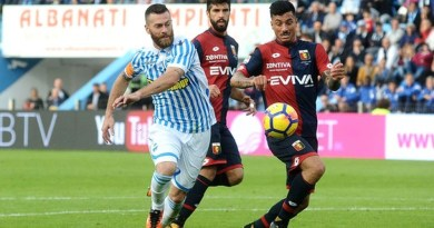 Serie A: Watch Spal vs Genoa Live Streaming