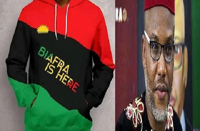 Just In: Nnamdi Kanu to Unveil Biafra's Wears for Biafra Independence
